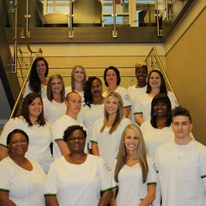 Photo for RN Students Honored in Pinning Ceremony at SRTC