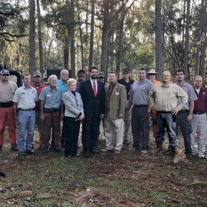 Photo for Southern Regional Technical College and Valdosta State University Partner for Post-Hurricane Michael Cleanup