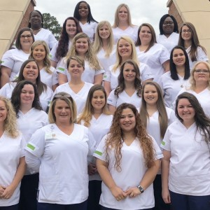 Photo for Thomasville Nursing Students Honored in Pinning Ceremony at SRTC