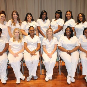 Photo for First Class of SRTC-Bainbridge Practical Nursing Students Honored