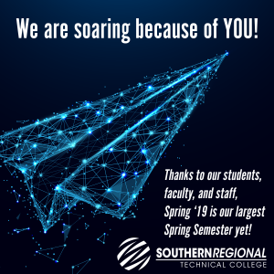 Photo for Enrollment Numbers are Soaring at SRTC!