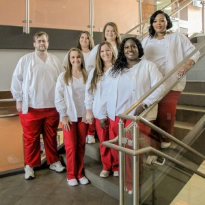 Photo for Respiratory Care Students Honored During Pinning Ceremony