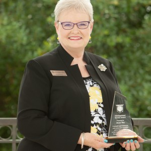 "Photo for ""Mama Tina"" Recognized for a Lifetime of  Servant Leadership in PBL"