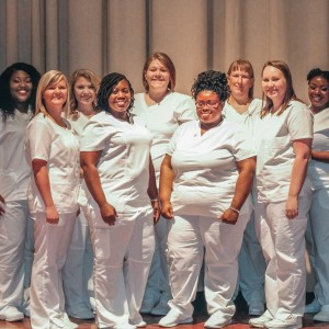Photo for Class of SRTC-Bainbridge Practical Nursing Students Honored