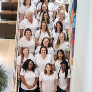 Photo for Thomasville and Tifton Practical Nursing Students Honored