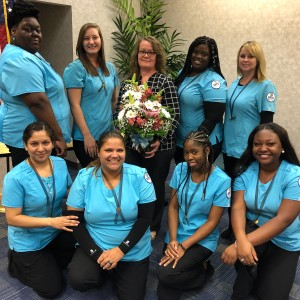 Photo for Tifton Medical Assisting Students Recognized at Pinning Ceremony