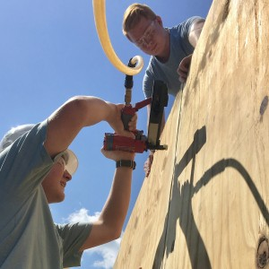 Photo for Dual Enrollment Students Build Beds for Local Foster Kids.
