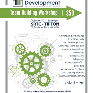 Photo for Team Building Workshop Offered by Economic Development at SRTC- Tifton