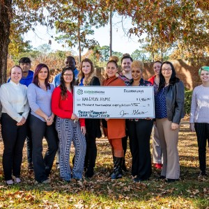 Photo for SRTC Students Raise $1700 for Halcyon Home