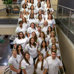 Photo for Nursing Students Honored in Pinning Ceremony at SRTC