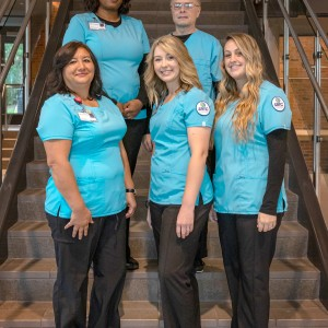 Photo for Medical Assisting Students Recognized at Pinning Ceremony