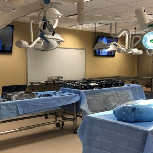 Photo for SRTC's STAT Lab Hosts Innovative Robotic Surgical Training