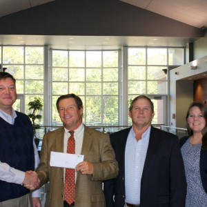 Photo for Georgia Power Makes Donation to SRTC Foundation