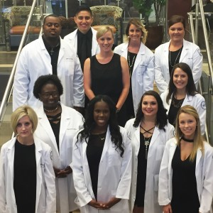 SRTC Thomasville Surgical Technology Program Pins Students