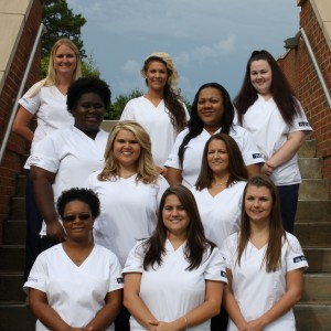 Practical Nursing Students at SRTC-Thomasville Honored in Pinning Ceremony