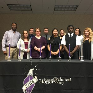 National Technical Honor Society Inducts New Members in Tifton