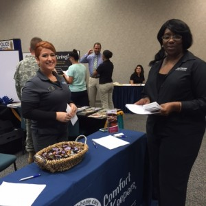 Annual SRTC-Tifton Career Fair Continues to Connect