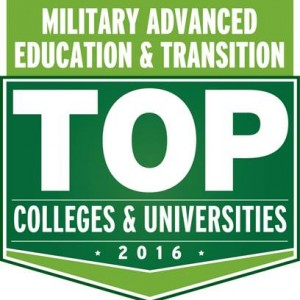 SRTC Selected As a Top Military College