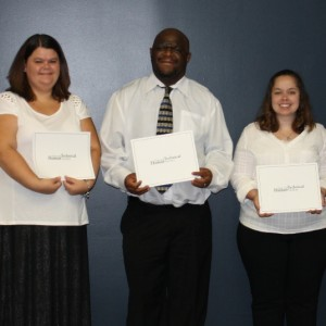 National Technical Honor Society Inducts New Members