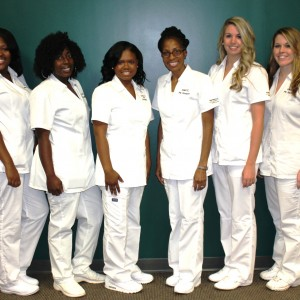 Practical Nursing Students Honored at Pinning Ceremony