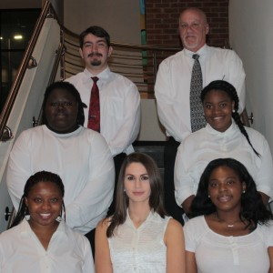 NTHS-Moultrie Inducts New Members