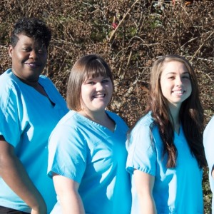 SRTC-Moultrie Medical Assisting Students Recognized at Pinning Ceremony