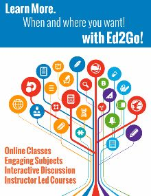 Ed2Go Online course offerings - SRTC Economic Development