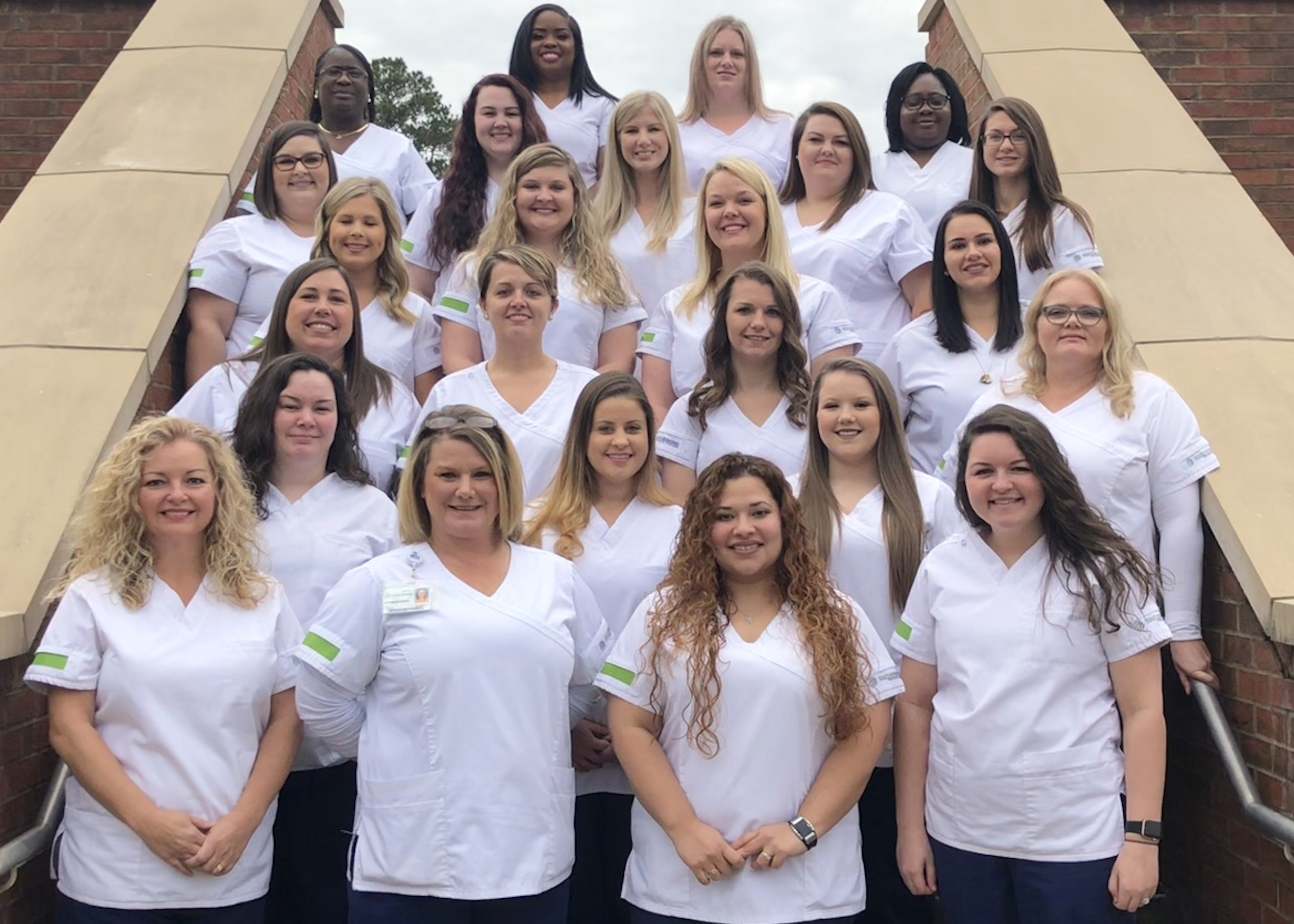 8eb40965e3317 On December 13th, Southern Regional Technical College (SRTC) held a pinning  ceremony for 25 Associate of Science in Nursing (ASN) students from the LPN  to ...