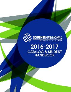 SRTC College Catalog and Student Handbook