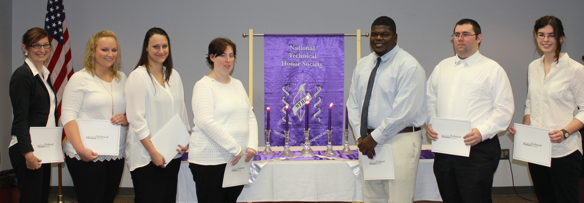 NTHS Induction - December 2015
