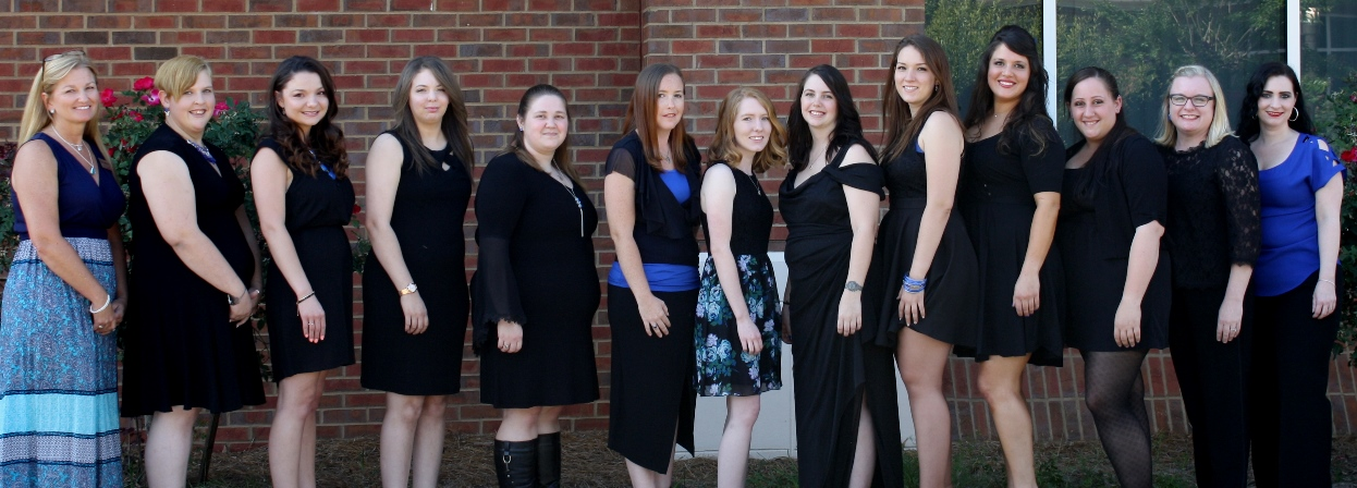 Veterinary Technology Graduates May 2016